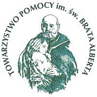 Logo Towarzystwa Pomocy im.św. Brata Alberta